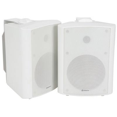 6.5″ Amplified Stereo Speaker Set BC6A Black Featured Image