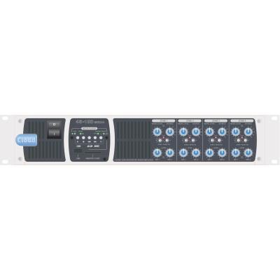 Cloud 46-120 Media Amplifier 4 Zone Featured Image