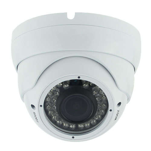 KD CAM 1080p 4 in 1 Varifocal Dome White Image | Metro Solutions