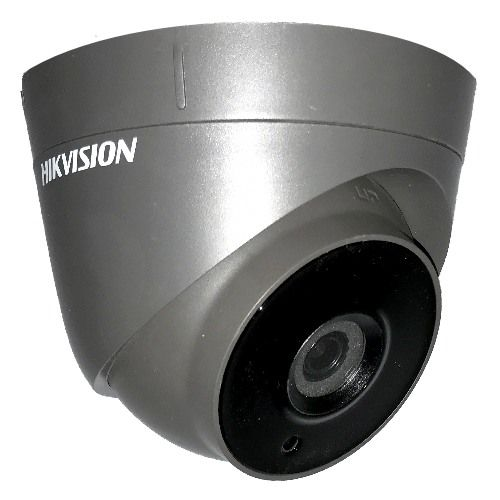 Hikvision 1080p Dome 3.6 DS-2CE56D8T-IT3 GREY Image | Metro Solutions