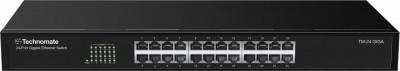 Technomate 24 Port Gigabit Network Switch Image | Metro Solutions