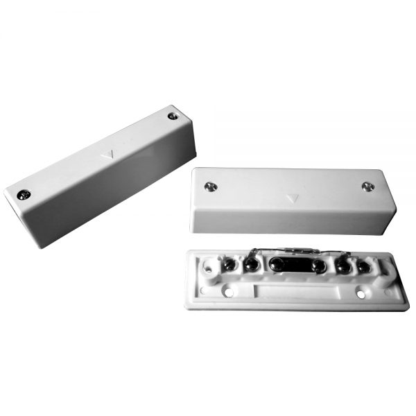 Surface Junction Reed White 6 Screw Type D70 Image   Metro Solutions