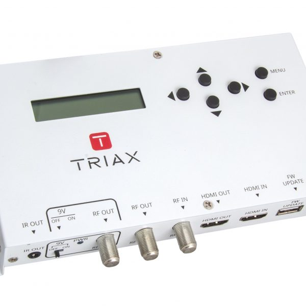 Triax HDMI to COFDM DVB-T Modulator 300128 Image | Metro Solutions