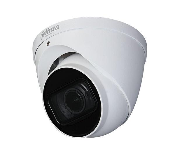 Dahua CVI 4MP Lite V/F Dome 2.7-12mm 60m IR P Image | Metro Solutions