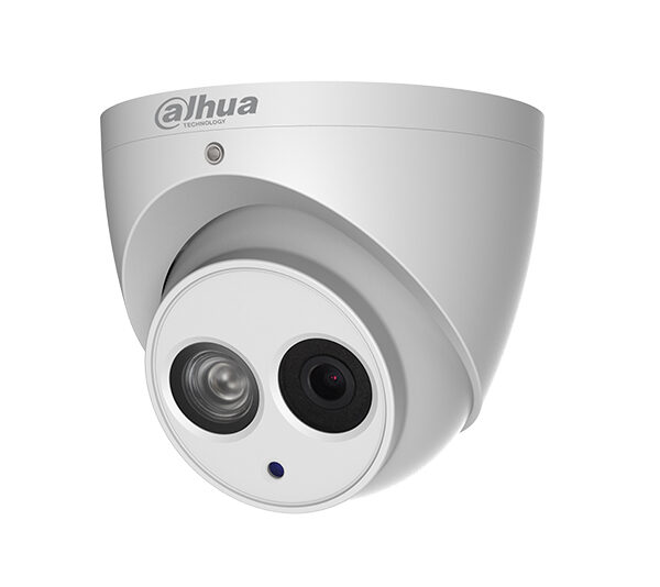 Dahua IP 4MP Eye Dome Fixed A 3.6mm 50m Image   Metro Solutions
