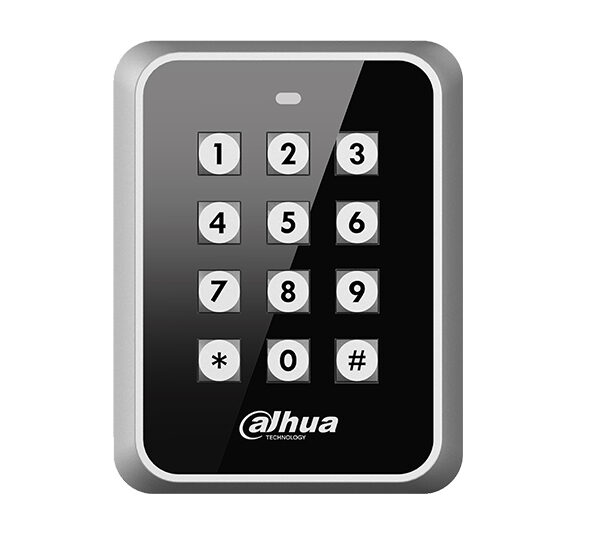 Dahua Access Control RFID Keypad Vandal-Proof Image | Metro Solutions