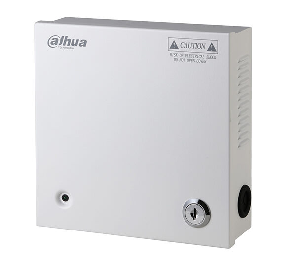 Dahua 12v 9 Output Boxed PSU Image | Metro Solutions