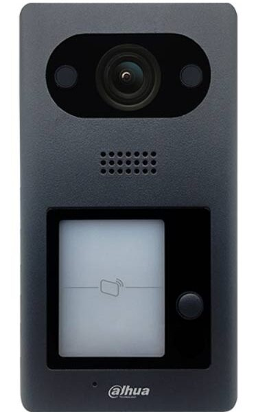 4-button IP villa outdoor station with 2MP Ca Image | Metro Solutions