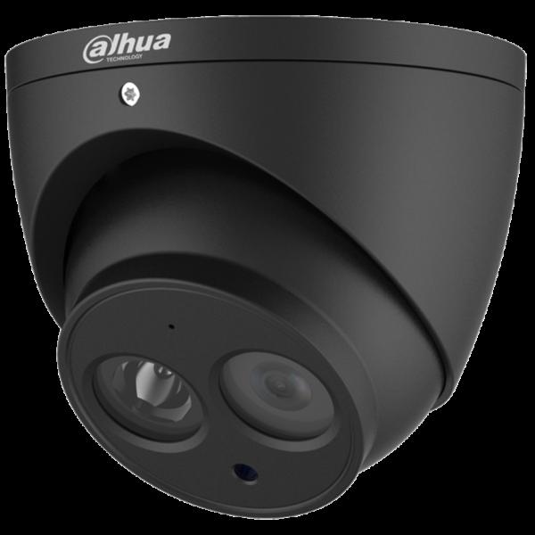 Dahua BLACK CVI 4MP Fixed Turret 2.8MM 50m IR Image | Metro Solutions