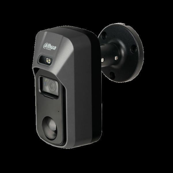 Dahua CVI 5MP Black Active Deterence Camera Image | Metro Solutions