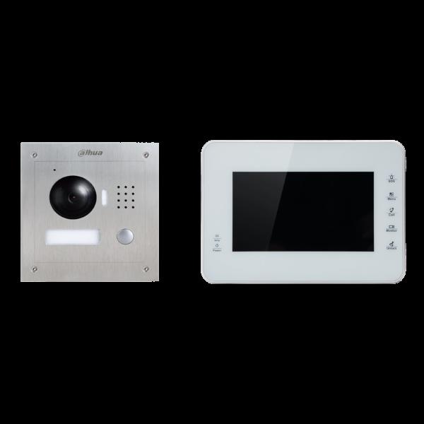 IP KIT(Flush mounted) VTO2000A, VTH1560BW, VT Image | Metro Solutions