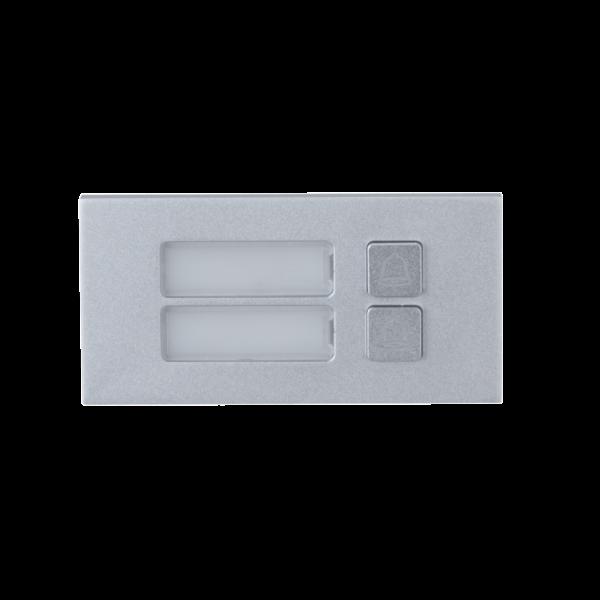Dahua IP Modular Video Intercom 2-Butt Module Image | Metro Solutions