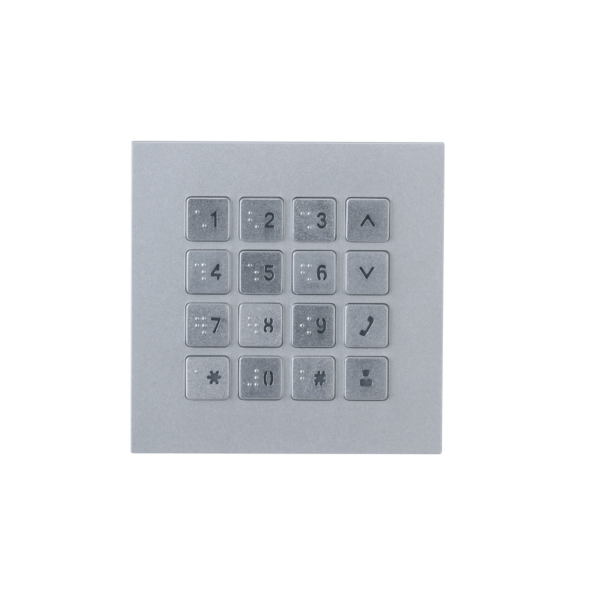 Dahua IP Modular Video Intercom Keypad Module Image | Metro Solutions