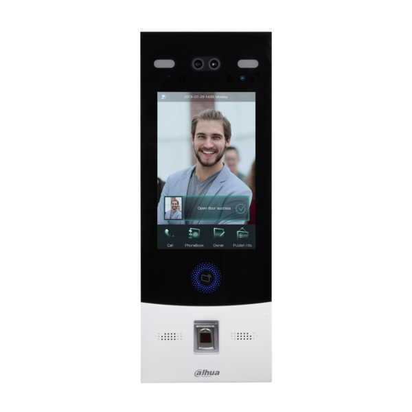 Dahua IP Digital Outdoor Face DHI-VTO7541G Image   Metro Solutions