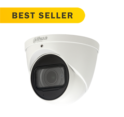 Dahua IP 4MP V/F Eyeball Dome 2.7mm-13.5mm 50 Image | Metro Solutions
