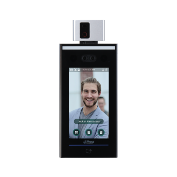 Dahua Thermal Face Recognition Reader TMAC Image | Metro Solutions