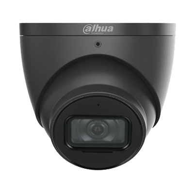 Dahua Black IP 5MP AI Dome 2.8mm Image | Metro Solutions