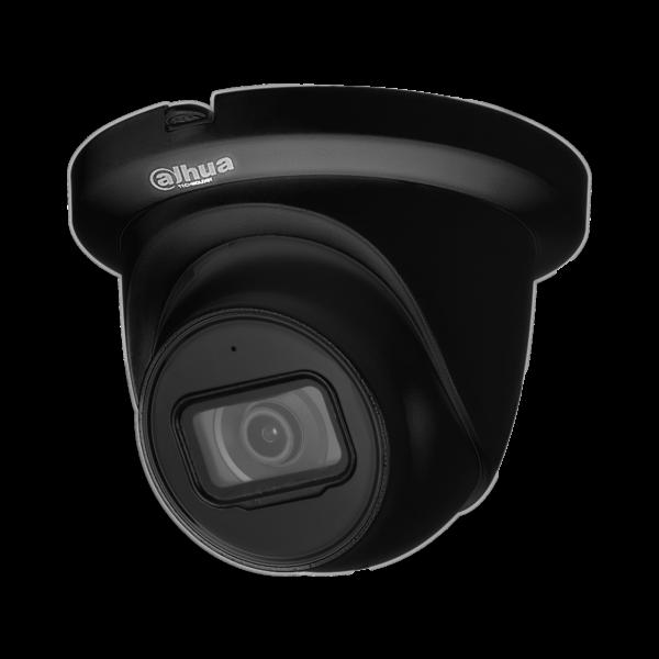Dahua Black IP 5MP Lite AI Dome 2.8mm Image | Metro Solutions