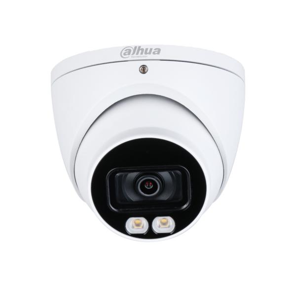 Dahua 2MP CVI Full Colour LED Dome 3.6mm Image | Metro Solutions