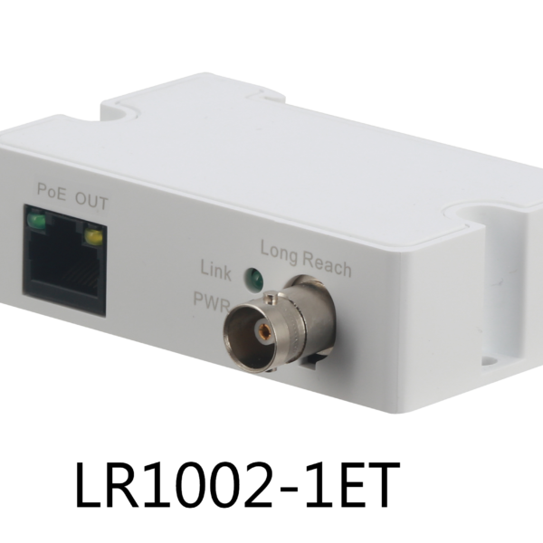 Dahua Long Range Ethernet Over Coax Transmitt Image | Metro Solutions