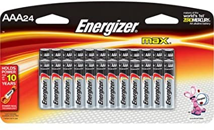 Energizer 24 pck AAA Batteries Image | Metro Solutions