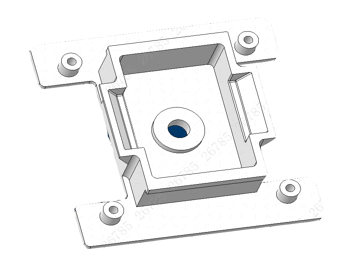 Dahua Bracket for Bull/Black Box to Tripod Image | Metro Solutions