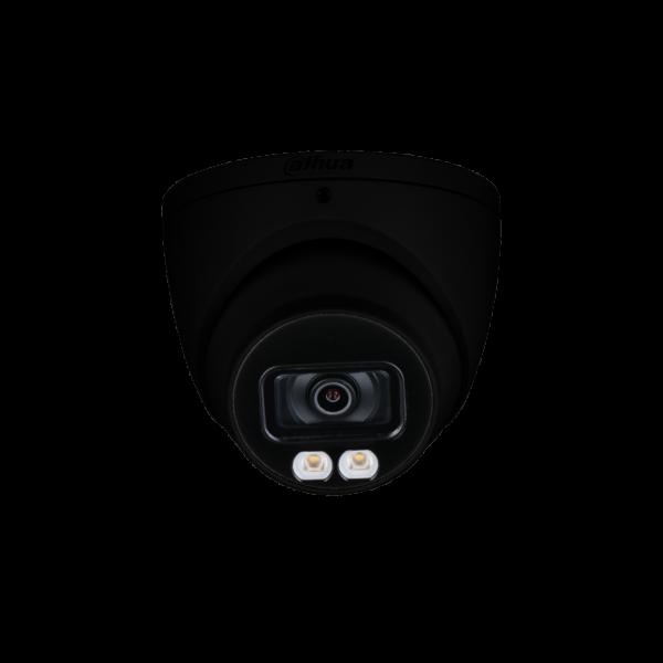 Dahua CVI 5MP BLACK Full Colour LED Dome 3.6mm Image   Metro Solutions