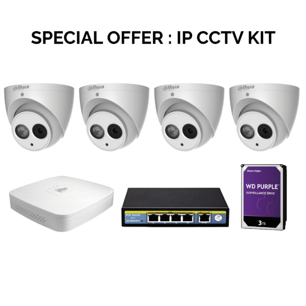 Special Offer IP CCTV Kit while Stocks last Image   Metro Solutions