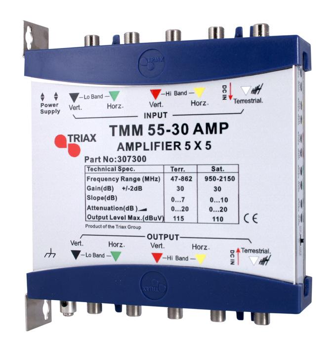 Triax TMM 55-30 Amp