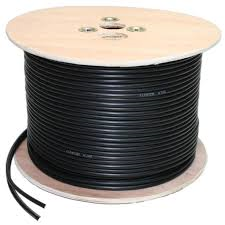 CCTV Cable with power cable (200mtr)