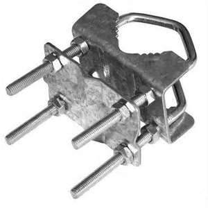 Double Shelly Clamp