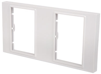 Mercury Double Wall Plate Frame