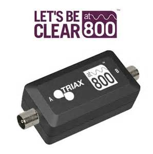 Triax 4G / LTE In-line Filter Kit