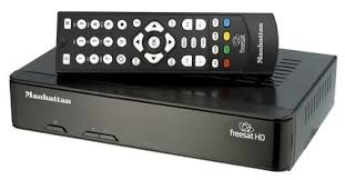 Manhatten Plaza HD-S2 Freesat HD
