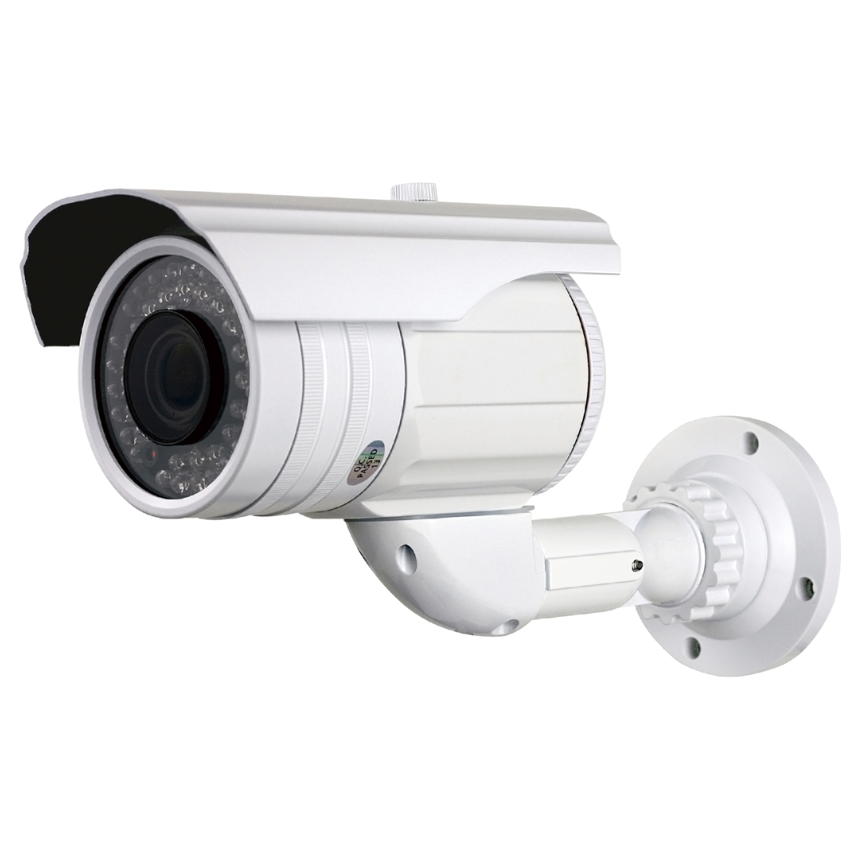 Triax 700TVL 960H Varifocal Bullet Camera 36mtr IR (White)