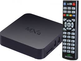 MXQ Android Smart TV Box