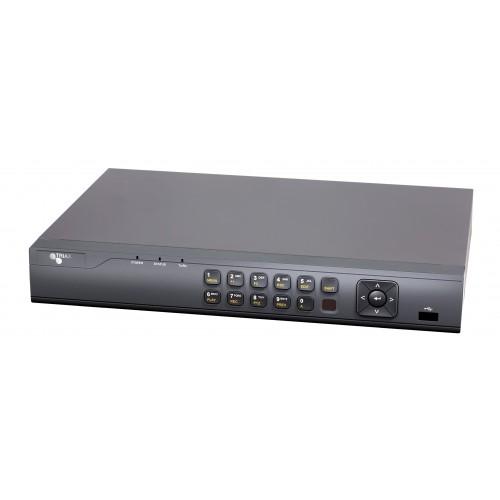 Triax 4 Channel HD -TVI Hybrid DVR